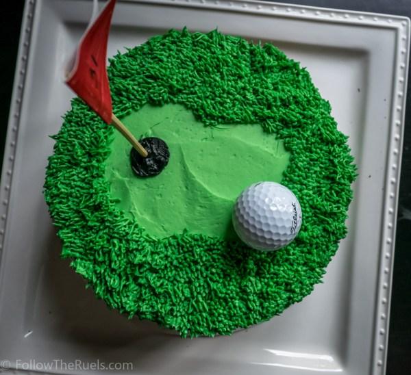 Golf Cake-4