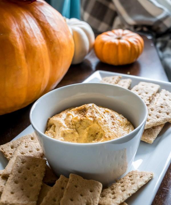 Pumpkin Pie Dip-4