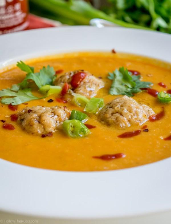 Carrot Soup-8