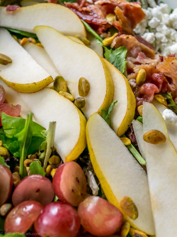 Pear Salad-4