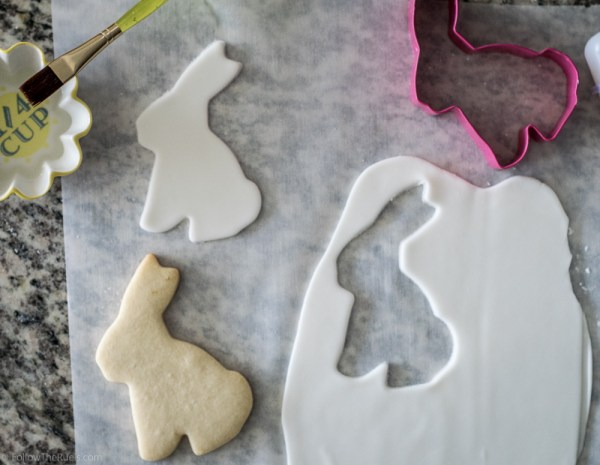 Easter Bunny Cookies-2