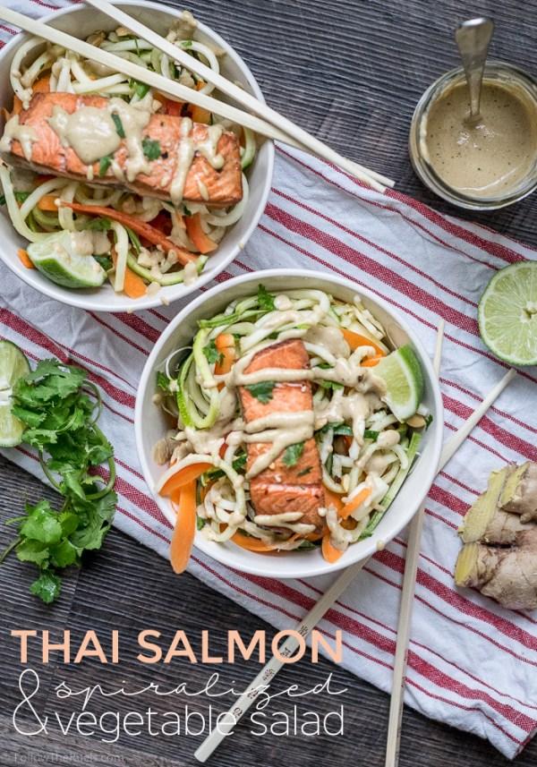 Thai-Salmon-Salad