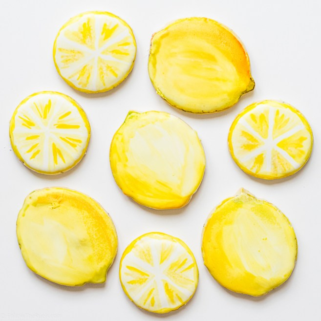 WatercolorFruit Cookies-3
