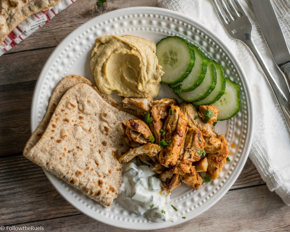 Chicken Doner Recipe