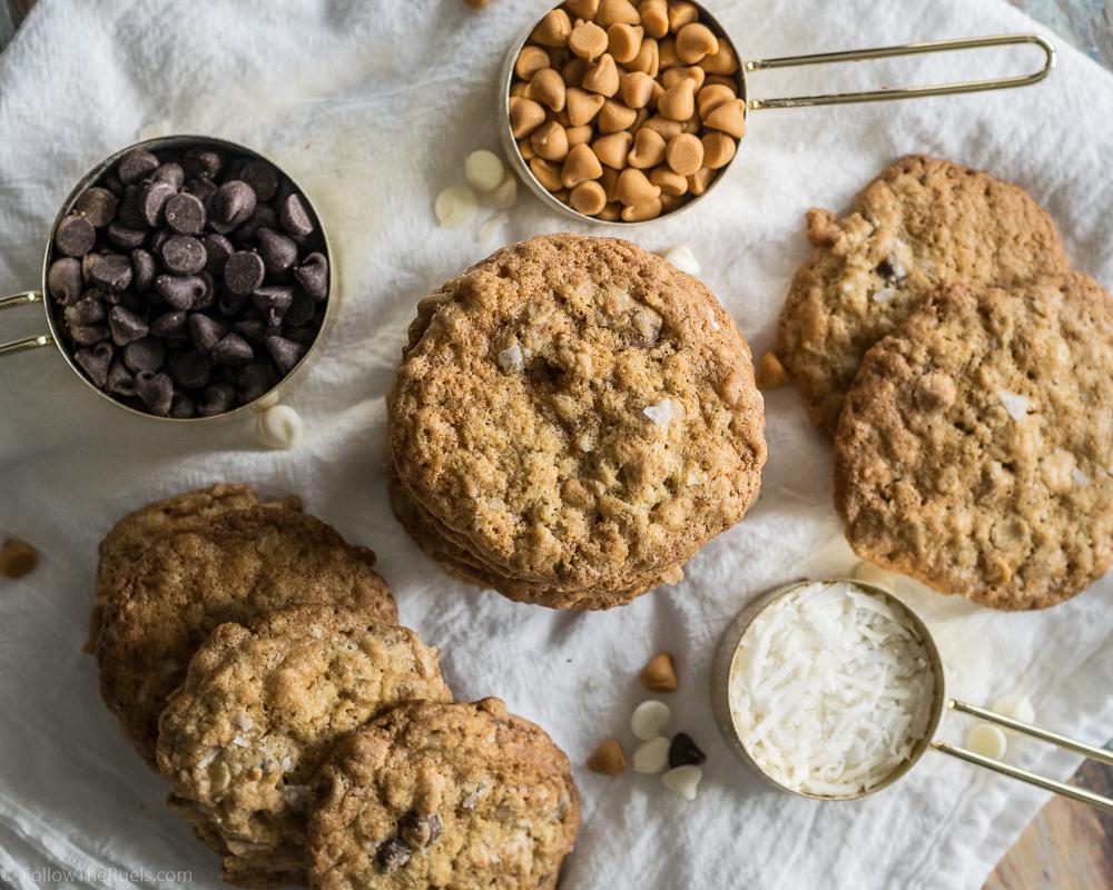 Kitchen Sink Cookies | Follow the Ruels