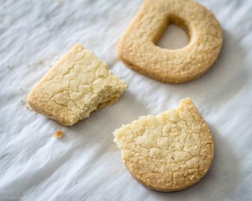 Gluten Free Sugar Cookie Recipe Testing