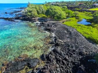 Follow the Ruels Hawaii Aerial Photo