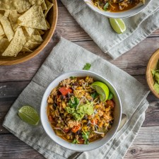 One Pot Turkey Taco Chili