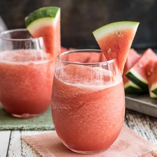 Watermelon Rose Slushie