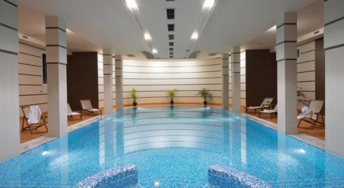 Swimming pool  Park Inn by Radisson, Sofia