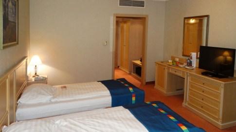 Park Inn by Radisson, twin room