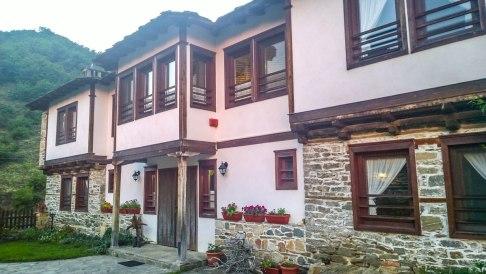 Complex Kosovo Houses, Hadjiiska House, out