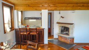 Complex Kosovo Houses, Honeymoon Suite, Chimney