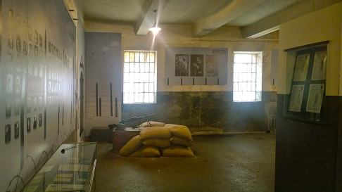 Inside Nis Nazi Concentration Camp