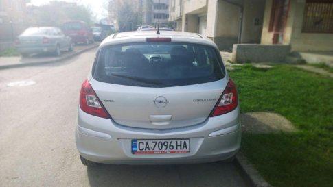 Rent a car Bulgaria, Opel Corsa 2
