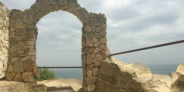 Cape Kaliakra – The Arch Of The 40 Maidens