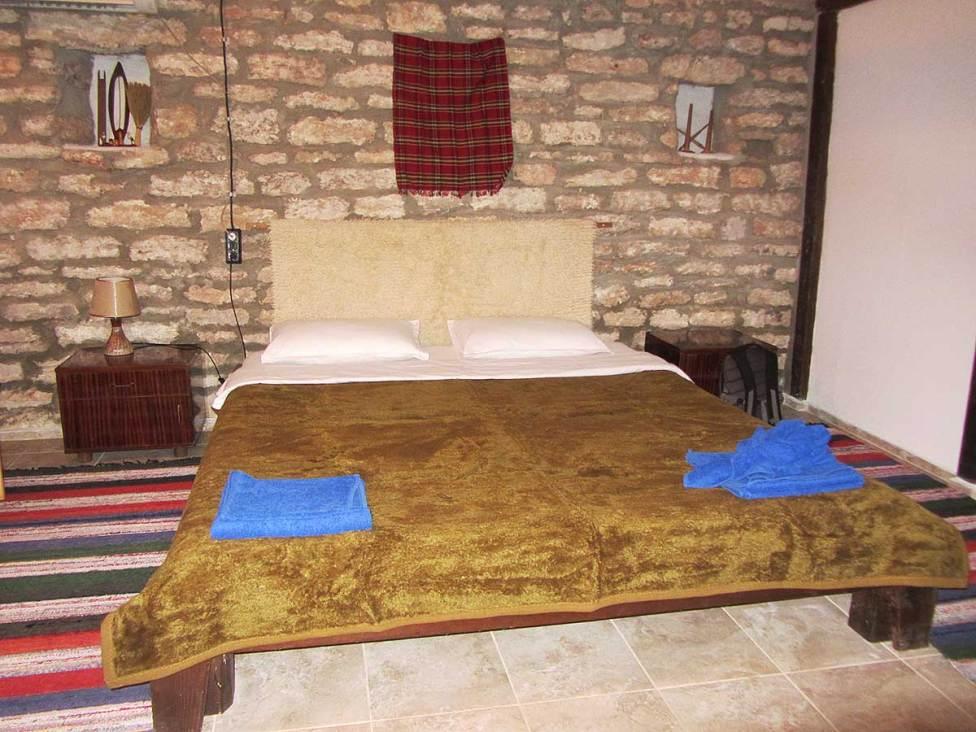 Our cozy bedroom in Levana Guest House, Balgarevo
