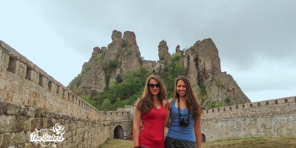 Nina And Elie In Belogradchik