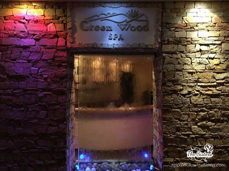 Greenwood hotel Bansko and its beautiful spa