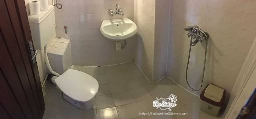 Bathrooms in Rila monastery