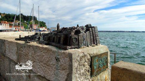 Random acts of Art in Piran