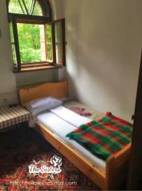 Room-in-Rila-monastery