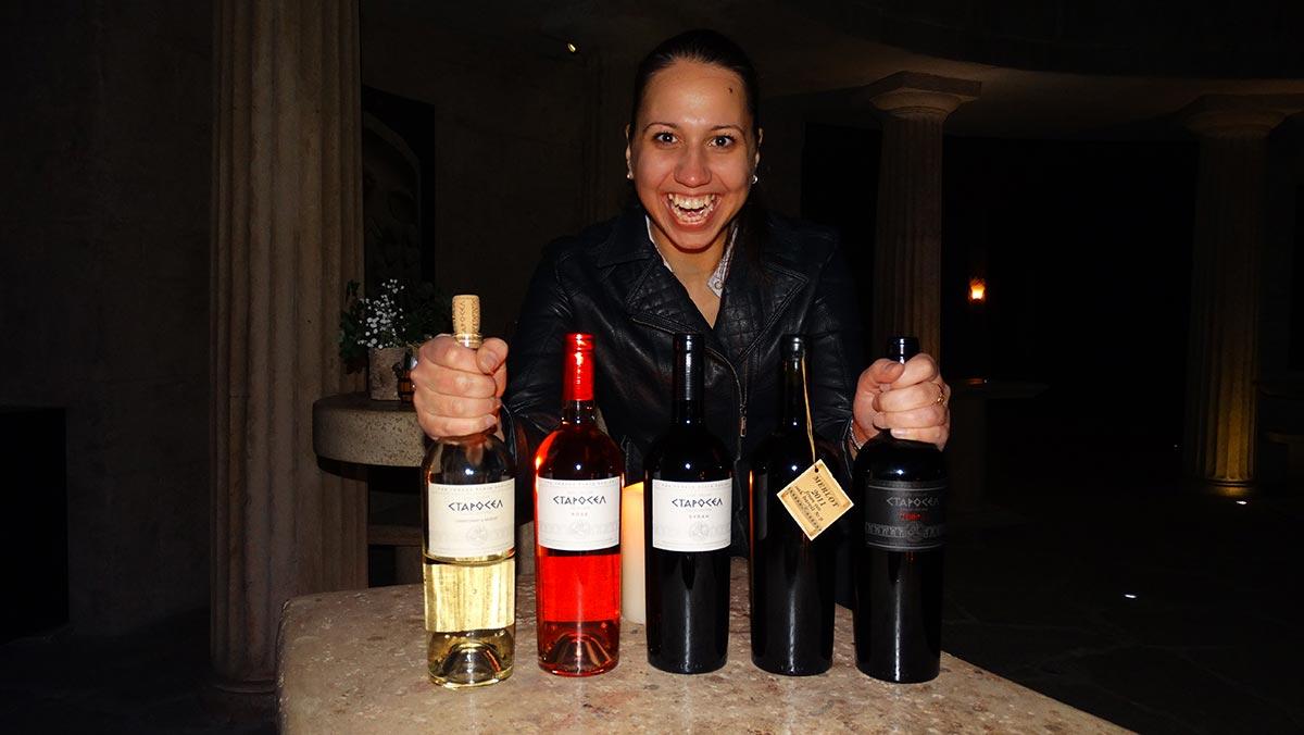 Bulgarian-wine