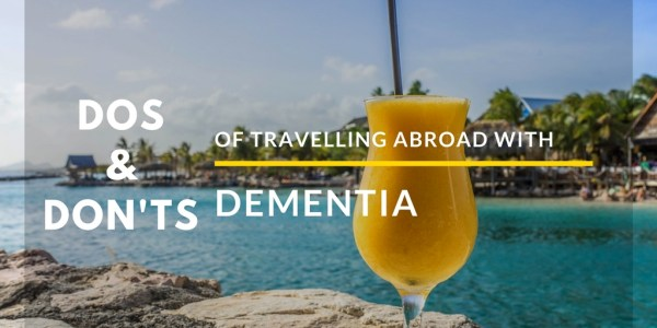 Dementia Travel Tips