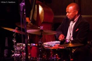 Craig Haynes sat in on drums.
