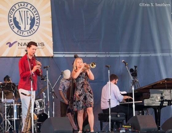 Bria Skonberg & The Jazz Compatriots