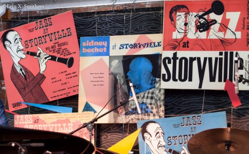 Storyville Stage