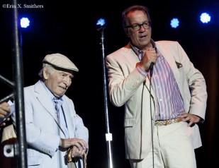 George Wein and John T. Hailer