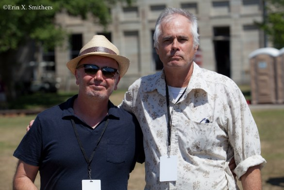 rank Alkyer of DownBeat Magazine and Lee Mergner of JazzTimes.