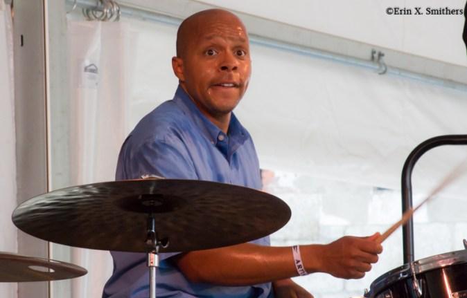 Marcus Baylor, Kenny Garrett Quintet