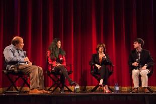 Eric Jackson, Grace Kelly, NC Heikin, and Matt Savage; photo by Erin X. Smithers