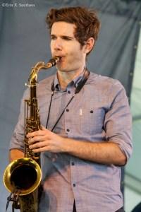 2015 Newport Jazz Festival, photo by Erin X. Smithers