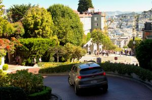 best of san francisco in 24 hours - lombard street