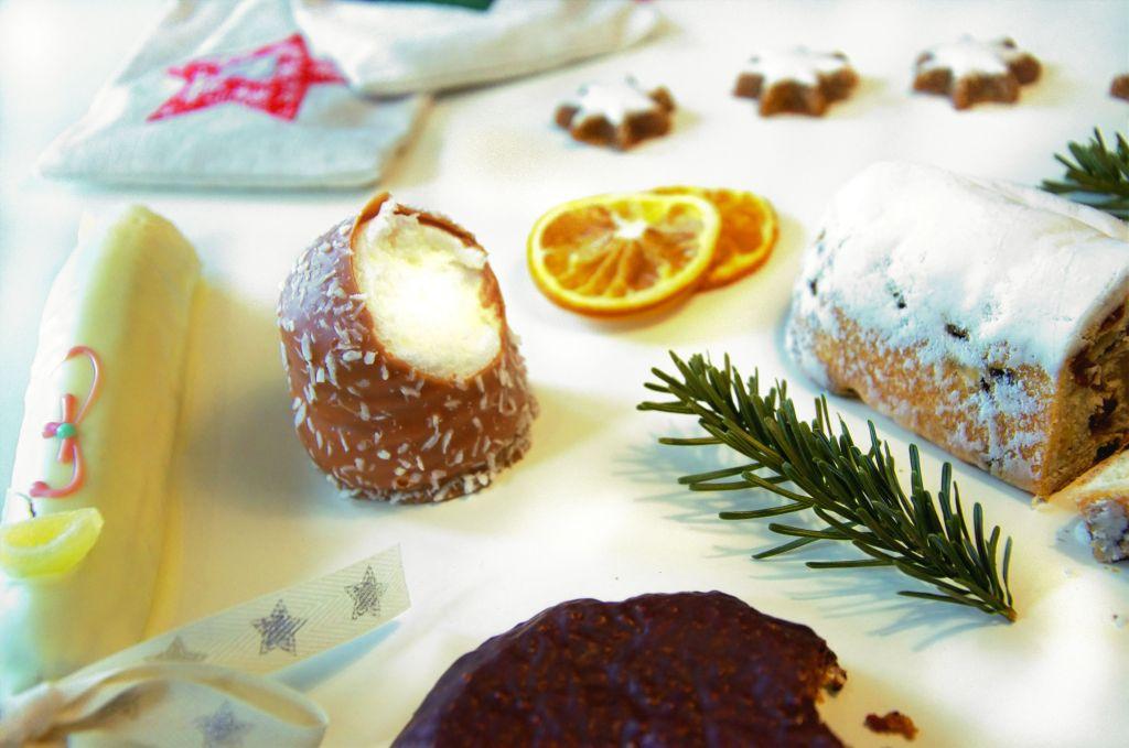 niemieckie słodycze świąteczne - piernik