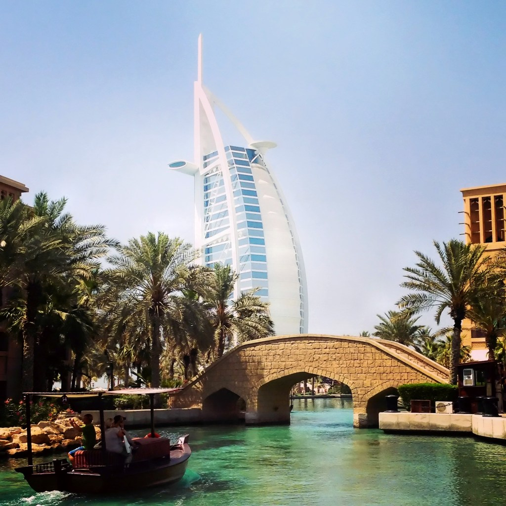 dubai tourist places - how to get around dubai - madinat jumeirah