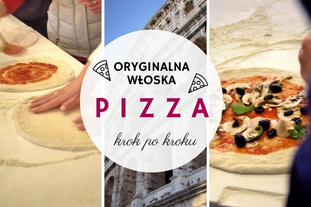 oryginalna włoska pizza