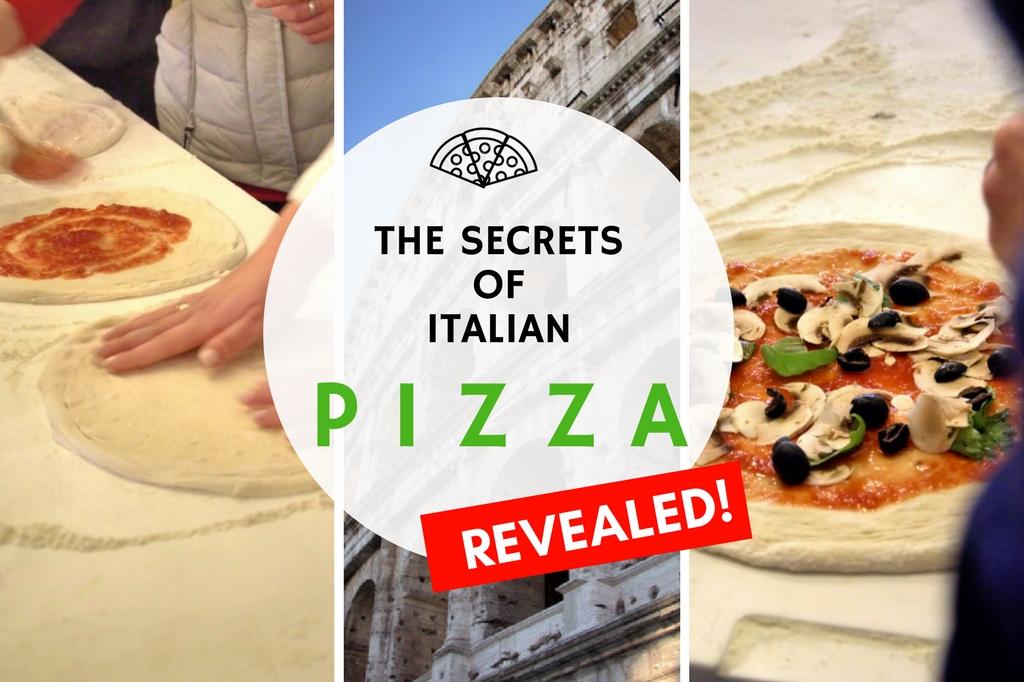 italian pizza - tips