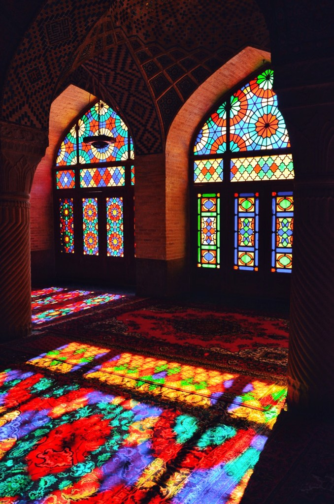 things to do in Shiraz, Iran - Shiraz attractions - shiraz guide - pink mosque
