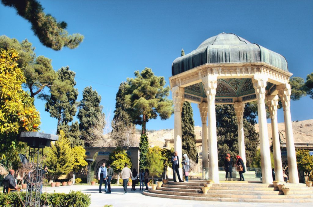 things to do in Shiraz, Iran - Shiraz attractions - shiraz guide - hafez tomb