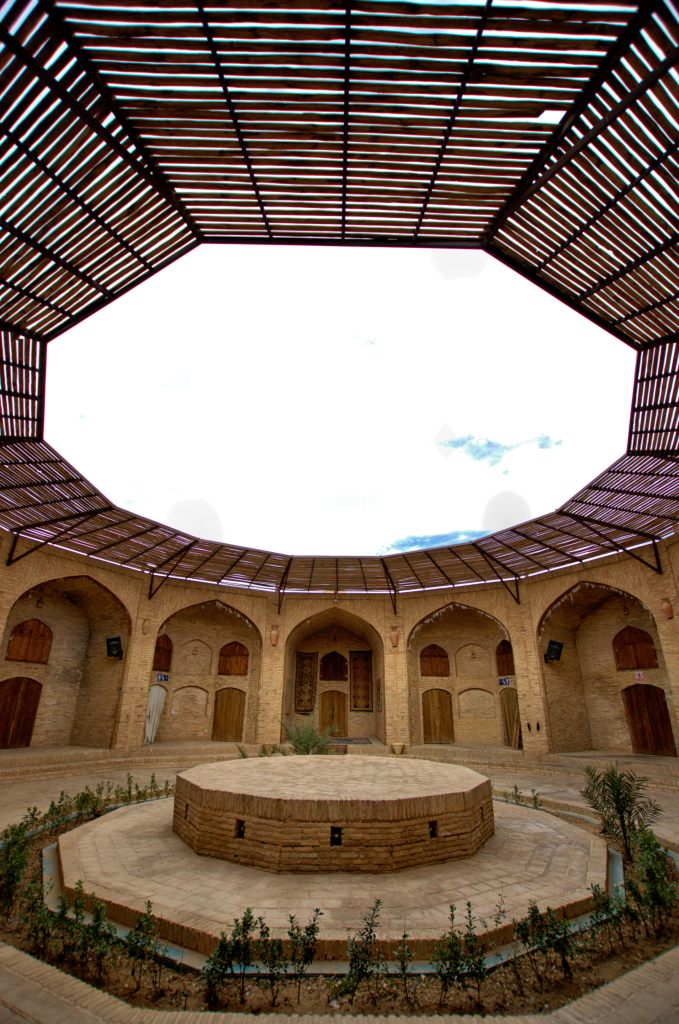 things to do in yazd iran - yazd attractions - yazd guide - caravanserai in yazd