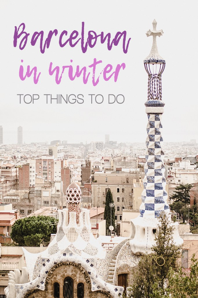 How to spend a perfect weekend in Barcelona in winter? Our guide to the best attractions and places to stay in the city.