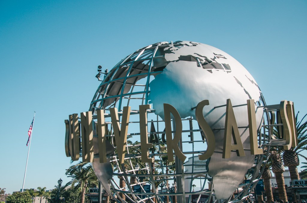 Universal Studios tour