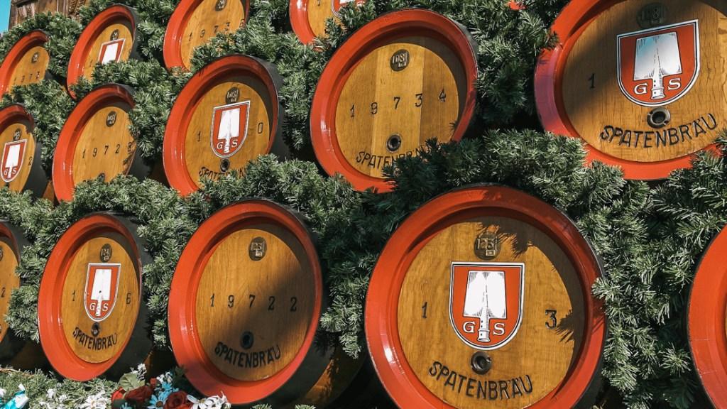Oktoberfest Spaten brewery