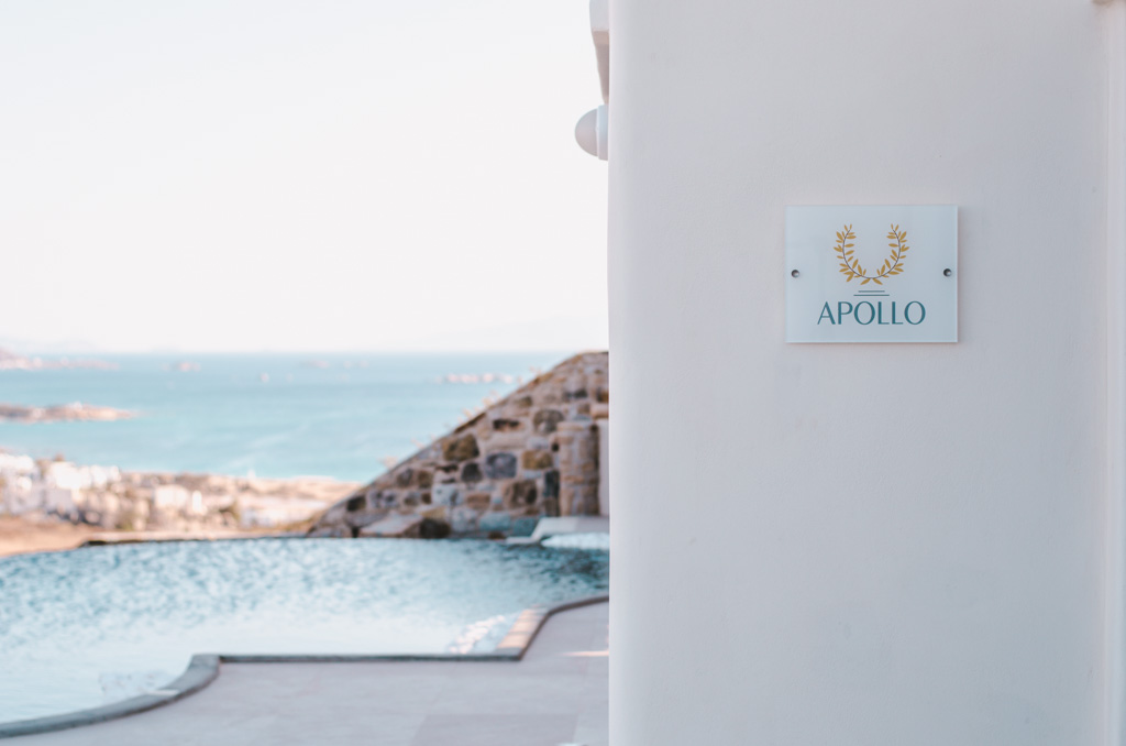 Naxos Rock Villas - Apollo
