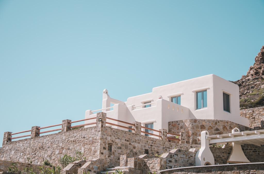 Naxos Rock Villas - willa Apollo