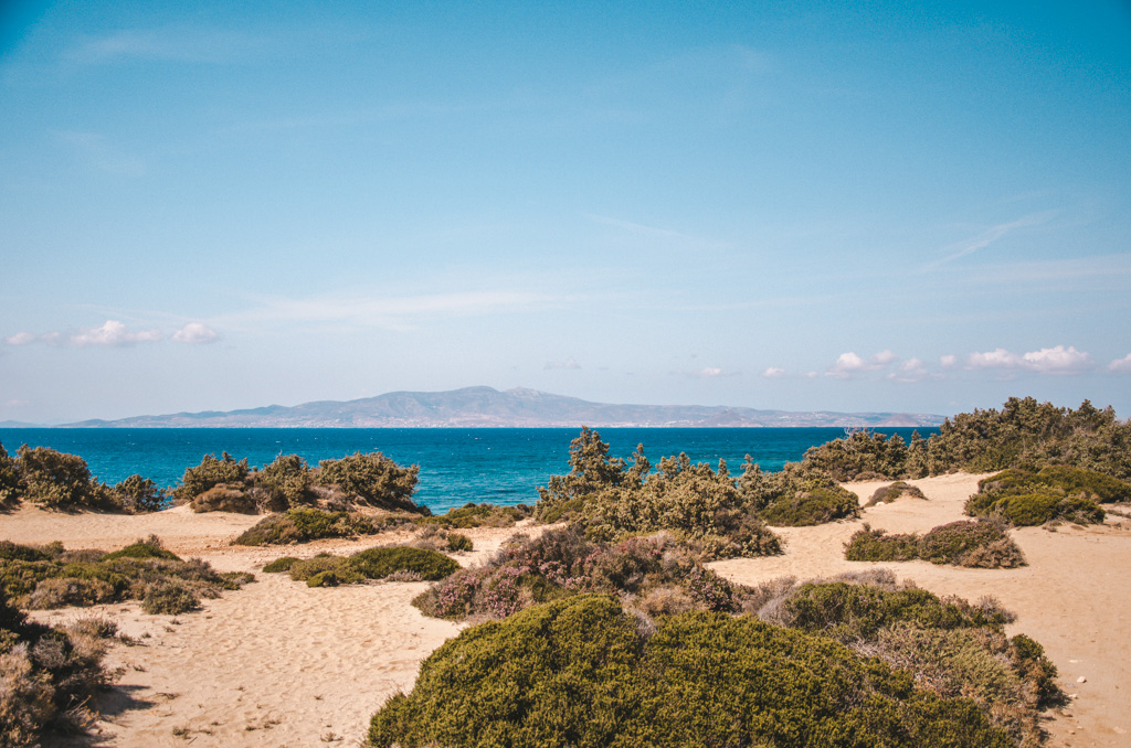 things to do in naxos - aliko